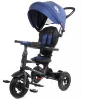 Велосипед трехколесный Q-Play Складной QA6 синий