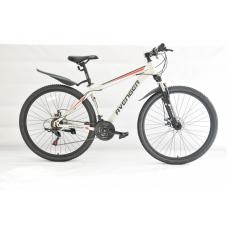 """Велосипед 29"""" AVENGER C295D (DISK) (21-ск.) желтый/неоновый/черный (рама 17.5)"""