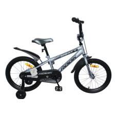 Детский велосипед Rook Sprint 20 серый