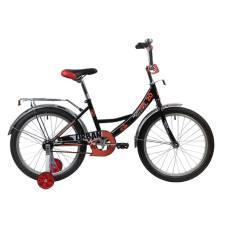 """Велосипед Novatrack Urban 16"""" чёрный"""
