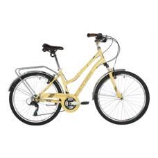 Женский велосипед STINGER 26 VICTORIA бежевый